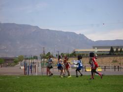 Youth game against Sandias La Fiesta 2016