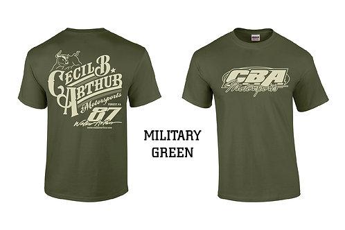 Military Green CBA shirt
