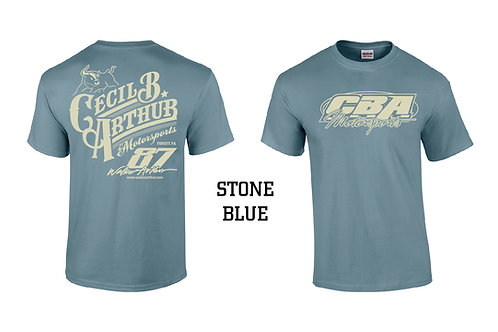 BLUE Green CBA shirt