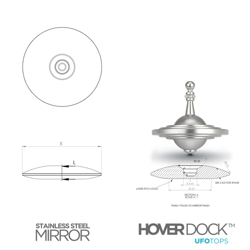 Hover Dock