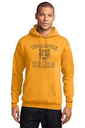 Golden Bears Adult Pullover