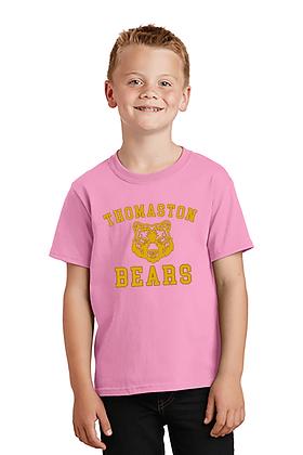 Golden Bears Short Sleeve Youth T-Shirt