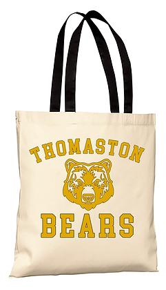 Thomaston Golden Bears Tote Bag