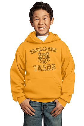 Golden Bears Long Sleeve Youth Pullover