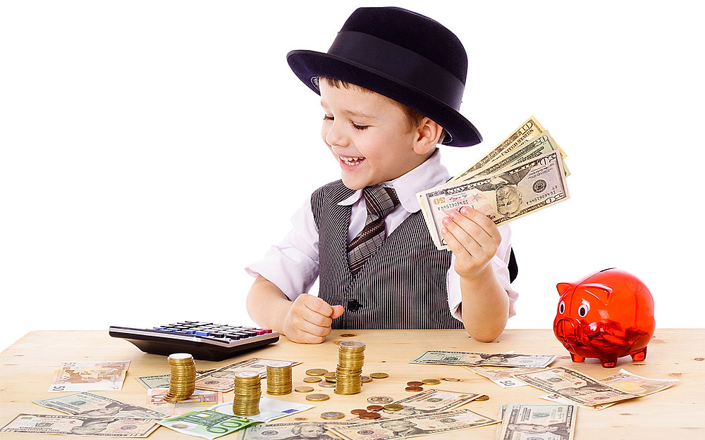 James Spicuzza Trust Group Financial Having the Money Talk with Your Children