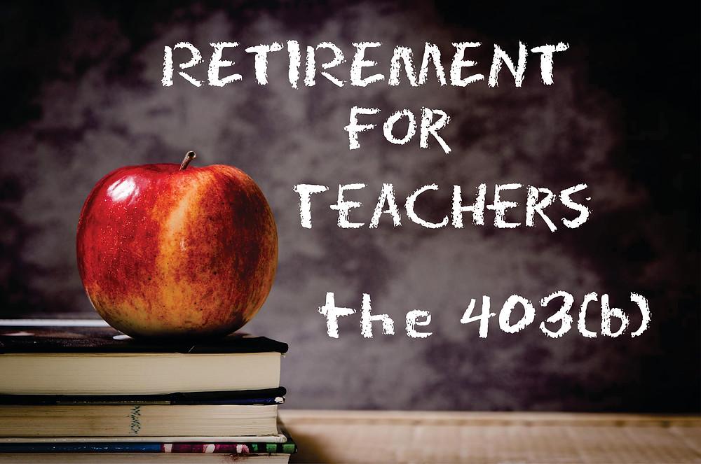 Retirement for teachers | 403(b) | James Spicuzza | Trust Group Financial