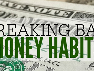 Top 10 Bad Money Habits to Break in 2018