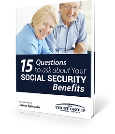Social Security Benefits Guide | James Spicuzza | Trust Group Financial