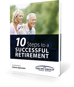 Successful Retirement Guide | James Spicuzza | Trust Group Financial