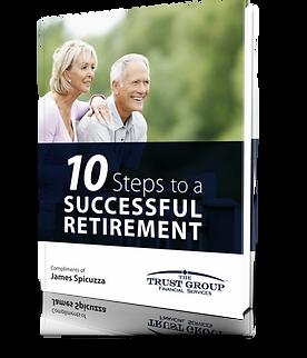 Successful Retirement Guide | James Spicuzza | Trust Group Financial