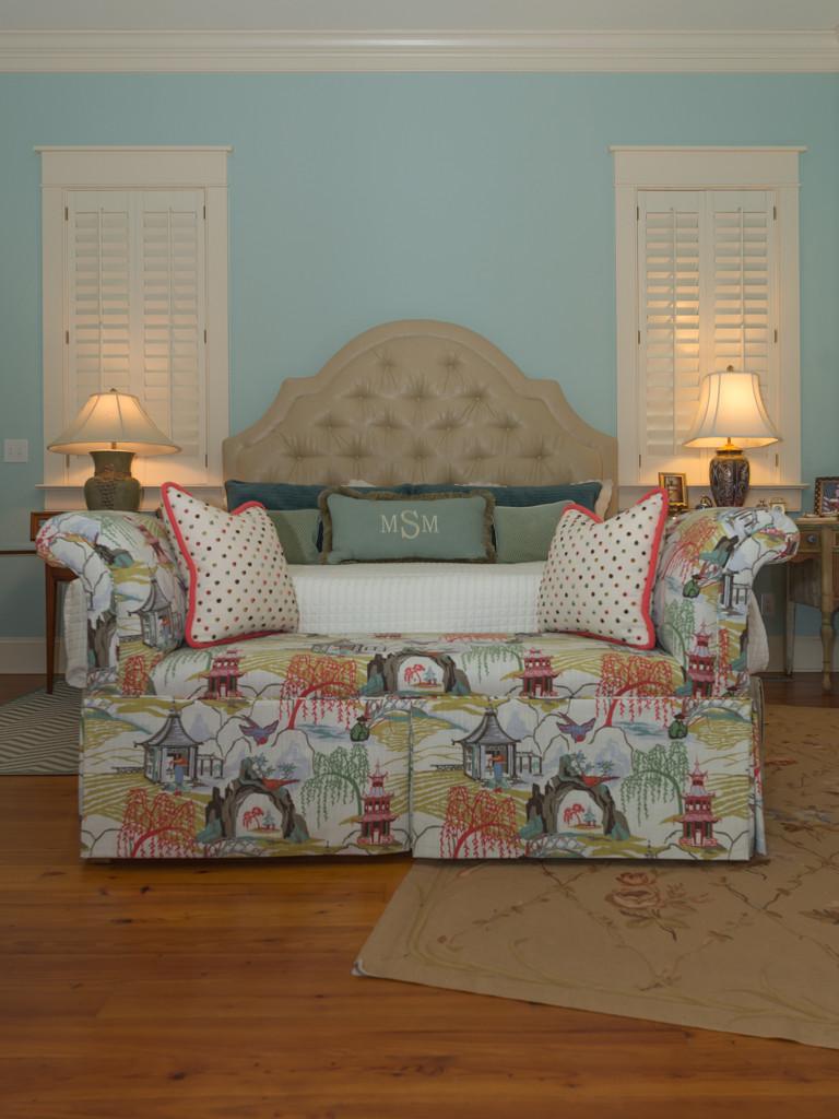 Custom Fabric Selection