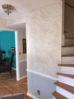 Faux Finish Marble Entry Way Foyer.jpg