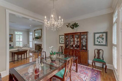 Dining Room Design and Staging For Home