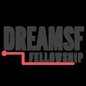 DreamSF logo transparent single color bl