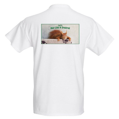 Napping Tintin Shirt - Male