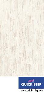u1235 פרקט לבן עם שפשופי עץ