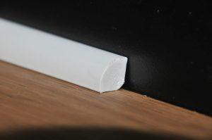 פנל פולימרי מעוגל 1.3 לבן