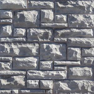 Flint Hills Limestone - White Mortar