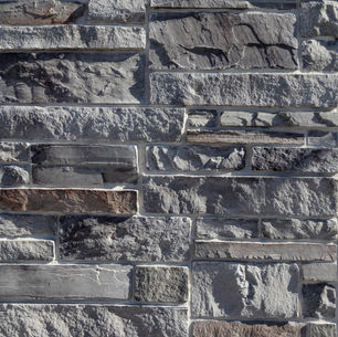 Slate Dry Stone® - White Mortar