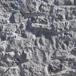 Colonial White Ridgestone - Over Grout
