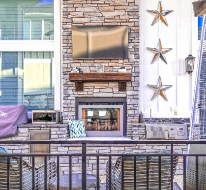 5 Ways to Use Stone Veneer for Your Outdoor Kitchen