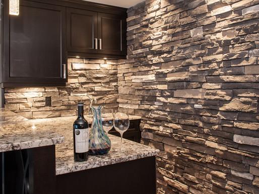 Value of Stone Veneers in Modern Kitchen Remodels