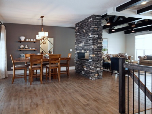4 Places in Your Home to Put Stone Veneer