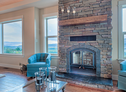 Old Home, New Look: Bringing Back The Beauty Of Your Fireplace