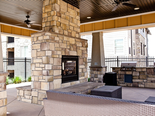 How to Maintain Your Stone Veneer Fireplace