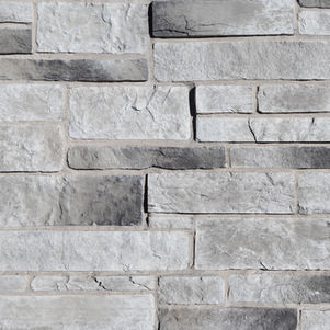 Highland Dry Stone® with White Mortar