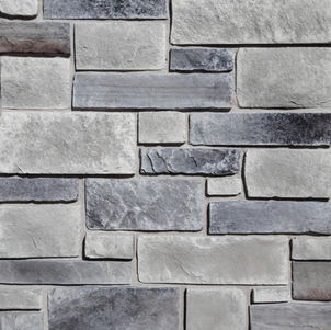 Flint Hills Lueders & Slate Dry Stone