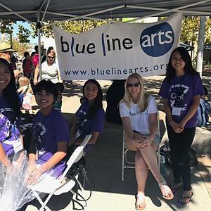 Blue Lines Arts Family Fest
