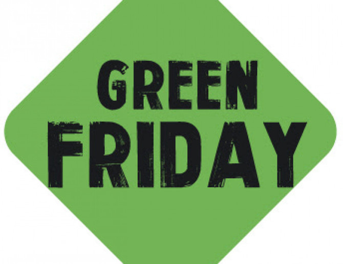 """Green"" Friday"
