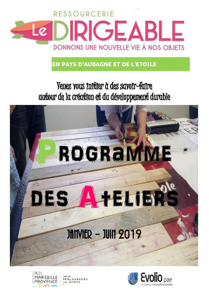 Ateliers DIY 2019