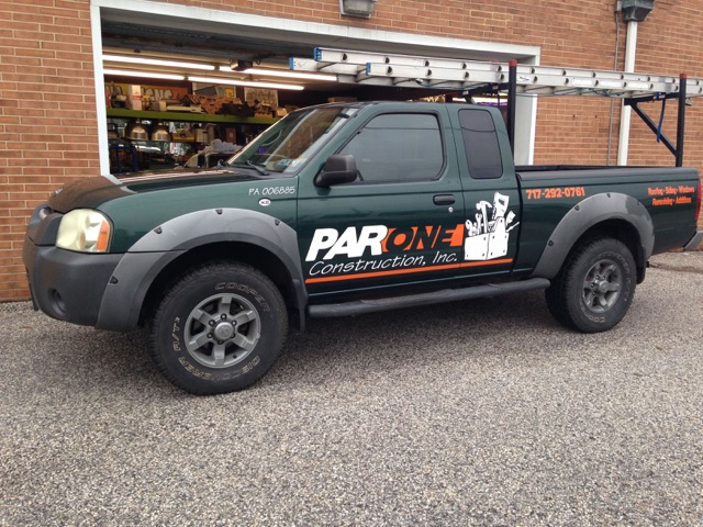 Par One Green Nissan