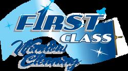 First Class Window logo