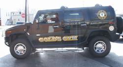 Gold's Gym Hummer