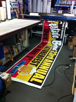 Festive  Board Banner