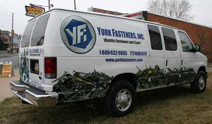 York Fasterners Wrap