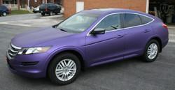 Purple Honda Color ChangeWrap
