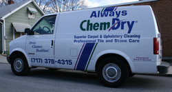 Chem Dry Van