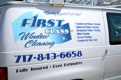 First Class Van