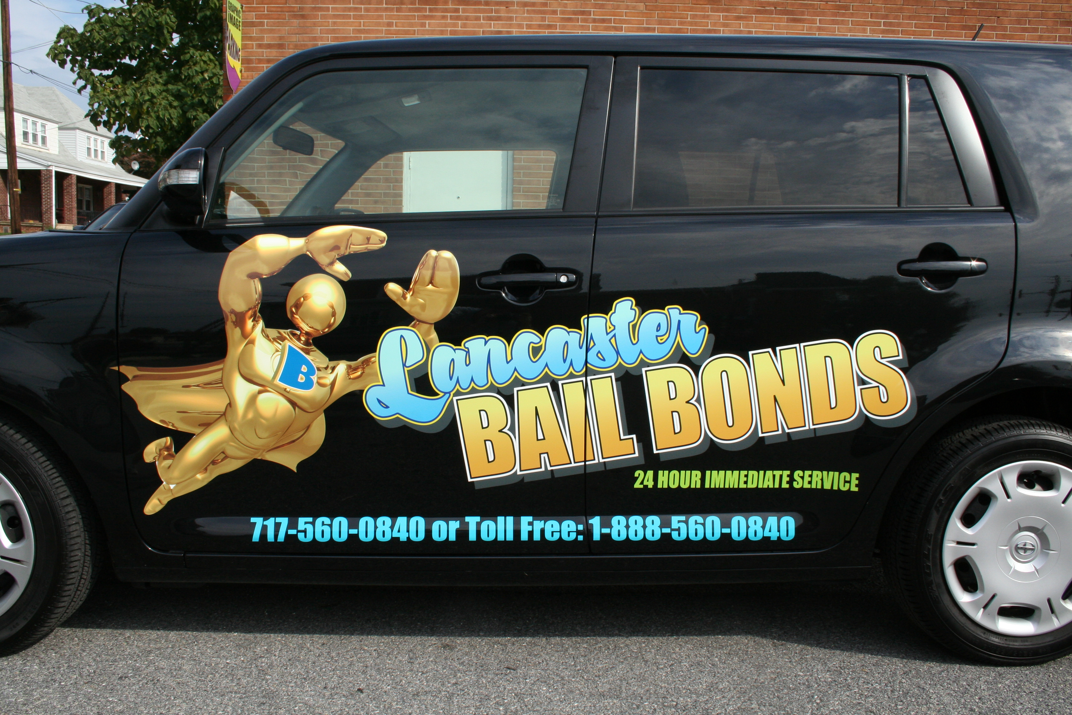 Bail Bonds Wrap