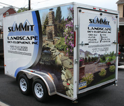 Summit Trailer - Drivers Side