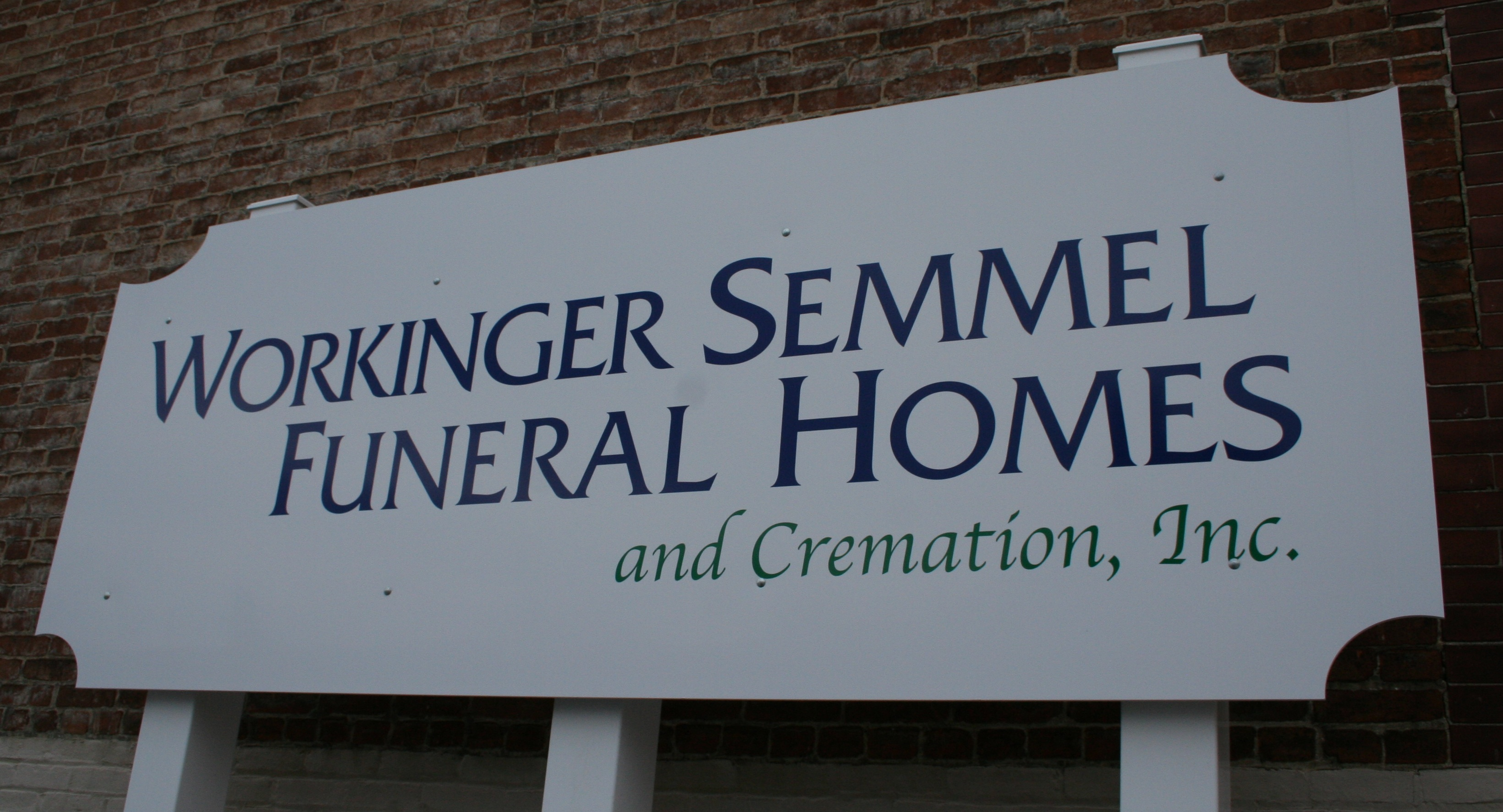 workinger semmel sign