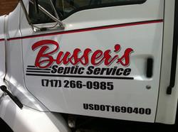 Busser's