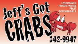 jeffs got crabs
