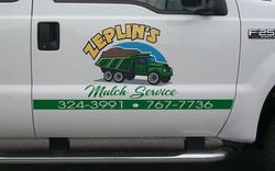 Zeplin's Mulch Truck