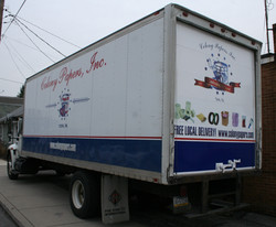 Colony Papers Box Truck