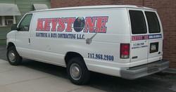 Keystone Van